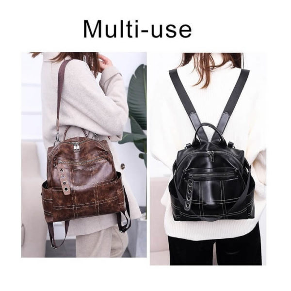 Multi use backpack