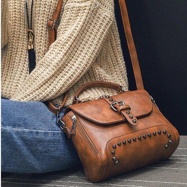 girl shoulder hand bag