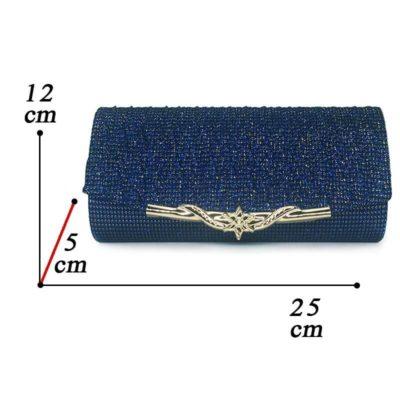 blue bag dimencions