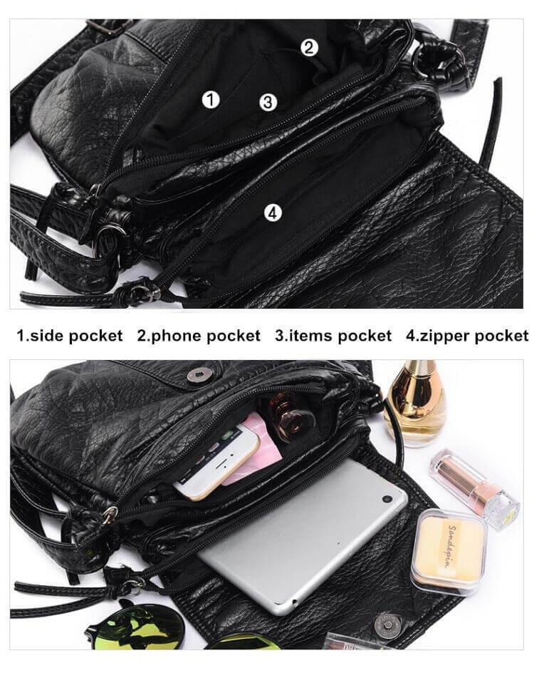inner of a bag